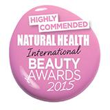 Total Glow Bronzing Moisturiser for Face Natural Health International Beauty Award 2015