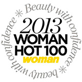 Woman Magazine - Hot 100 Awards (Skincare) 2013