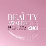 Beauty Awards Debenhams beauty club