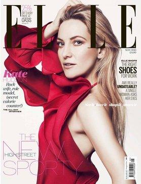 Elle, May 2013
