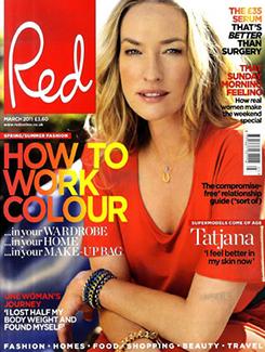 Red Magazine, February 2011