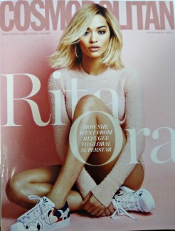 Cosmopolitan, September 2016