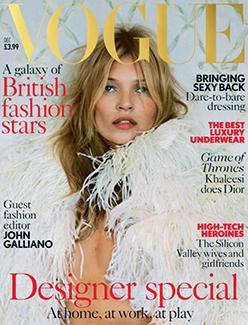 Vogue, December 2013