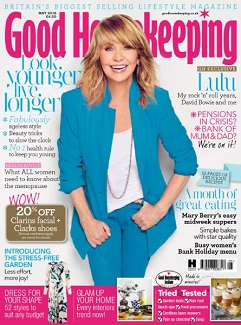 Good Housekeeping, May 2016