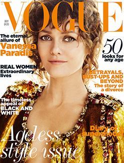 Vogue, July 2011