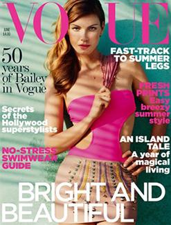 Vogue, June 2010