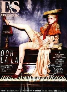 ES magazine, October 2015
