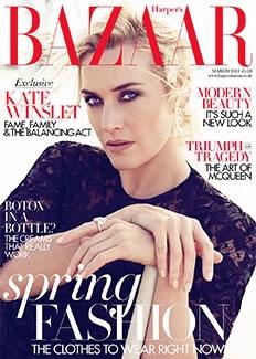 Harper's Bazaar, March 2015