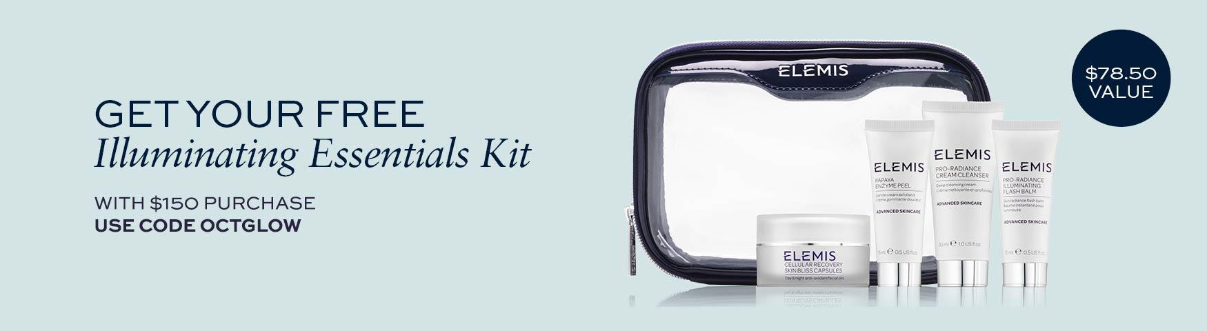 Free Illuminating Essentials GWP