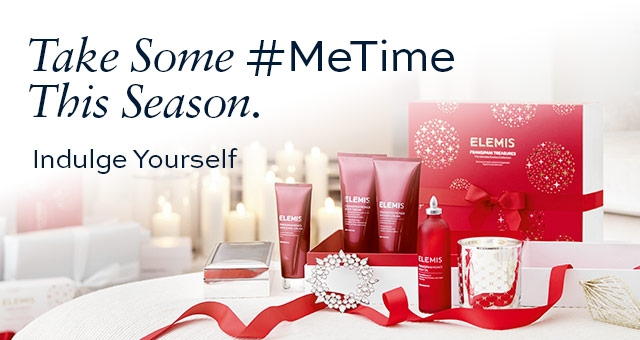 Take some metime this season Indulge yourself