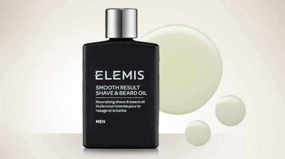 smooth results shave oil